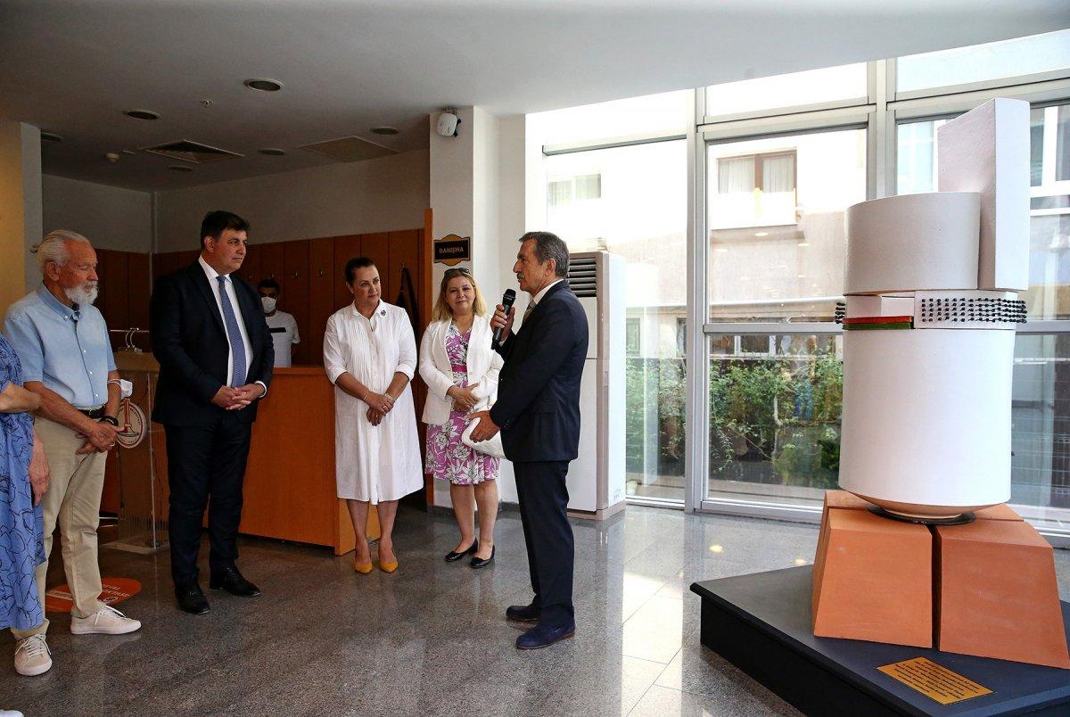 CHP li belediyelerden ortaklaşa heykel açılışı #2