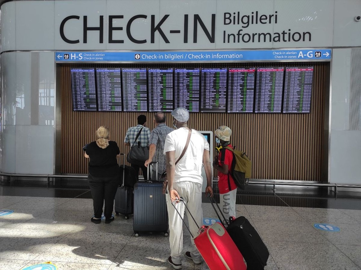 İstanbul Havalimanı nda yeni yolcu rekoru #3