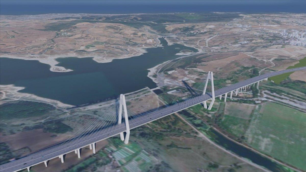 Kanal İstanbul için temel atma günü geldi #3