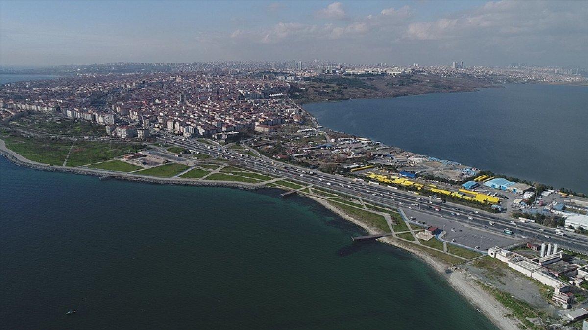 Kanal İstanbul için temel atma günü geldi #1