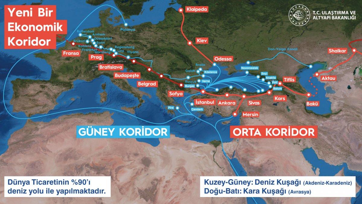Kanal İstanbul un madde madde proje ve hedef aşamaları #8