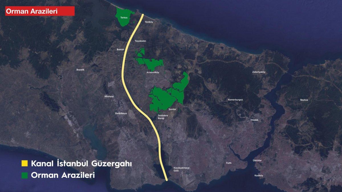 Kanal İstanbul un madde madde proje ve hedef aşamaları #23