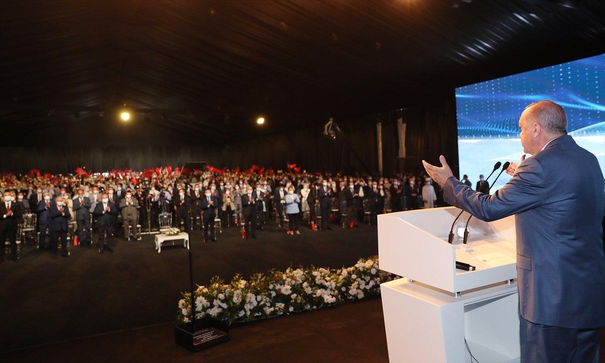 Cumhurbaşkanı Erdoğan: Yatırımcıları tehdit ediyorlar #4