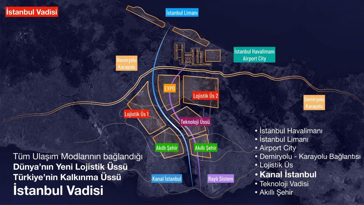 Kanal İstanbul un madde madde proje ve hedef aşamaları #15