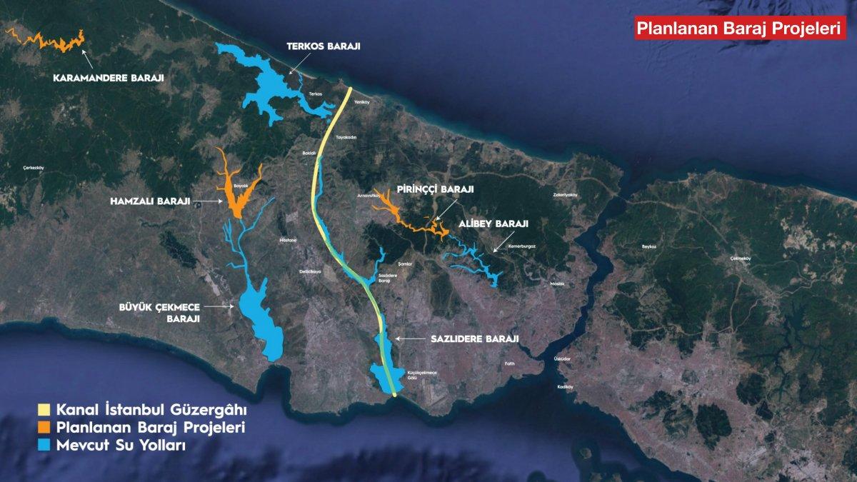 Kanal İstanbul un madde madde proje ve hedef aşamaları #22