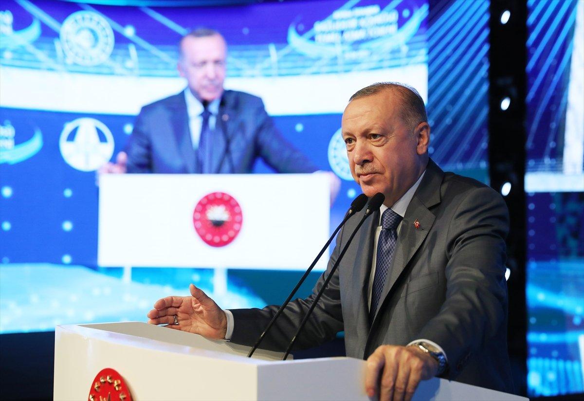 Cumhurbaşkanı Erdoğan: Yatırımcıları tehdit ediyorlar #3