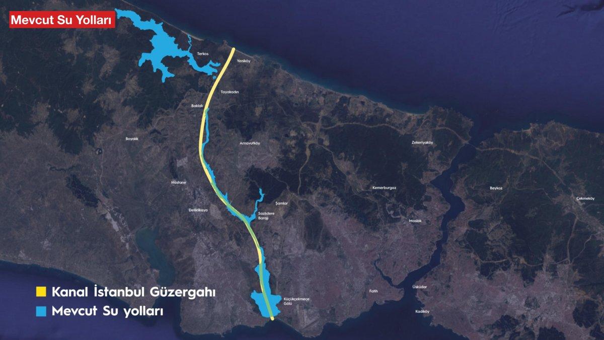 Kanal İstanbul un madde madde proje ve hedef aşamaları #21