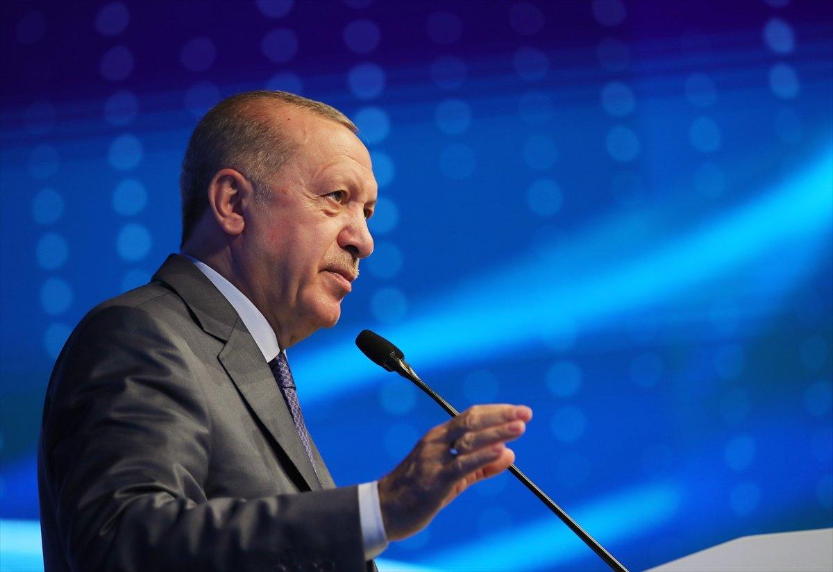 Cumhurbaşkanı Erdoğan: Kanal İstanbul kendi kendini finanse edecektir #4