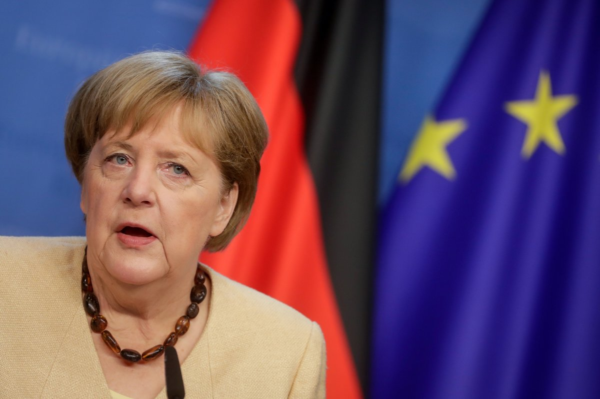 Merkel: Avrupa liderleri Rusya ile görüşmede cesaretli olmalı #1