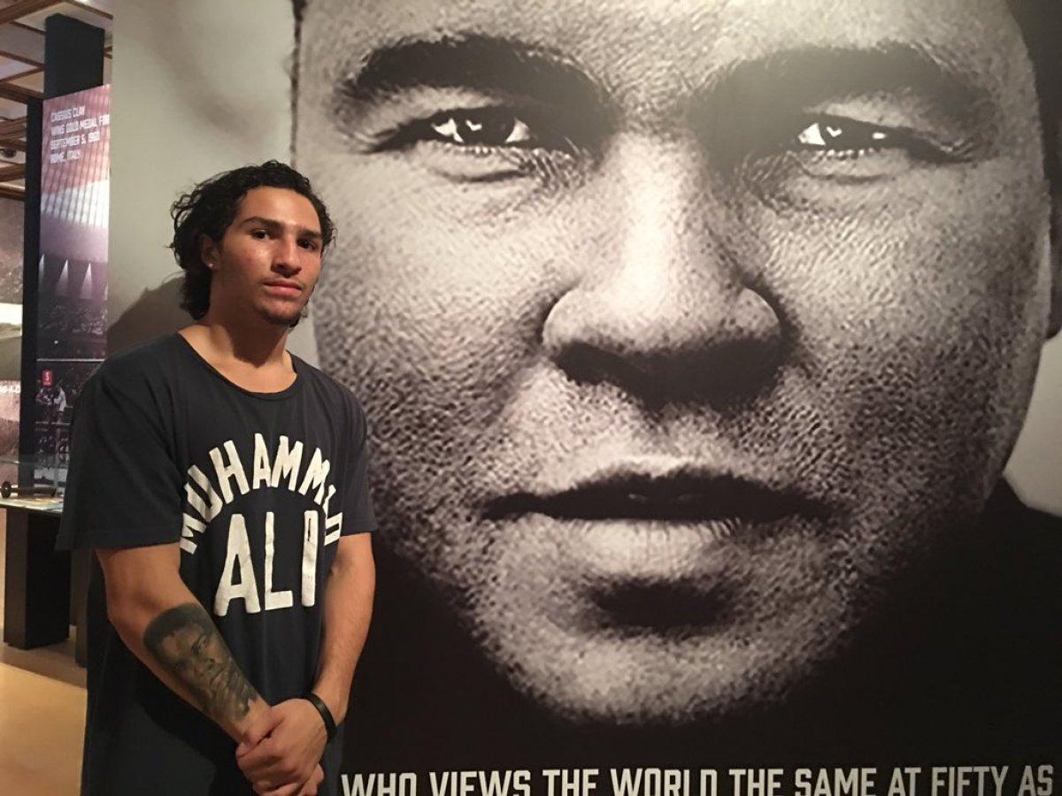 Muhammed Ali nin torunu Nico Ali Walsh, ilk profesyonel boks maçına çıkıyor #3
