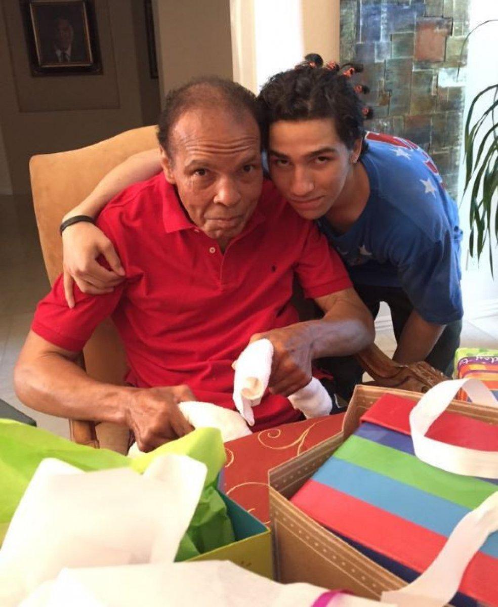 Muhammed Ali nin torunu Nico Ali Walsh, ilk profesyonel boks maçına çıkıyor #4