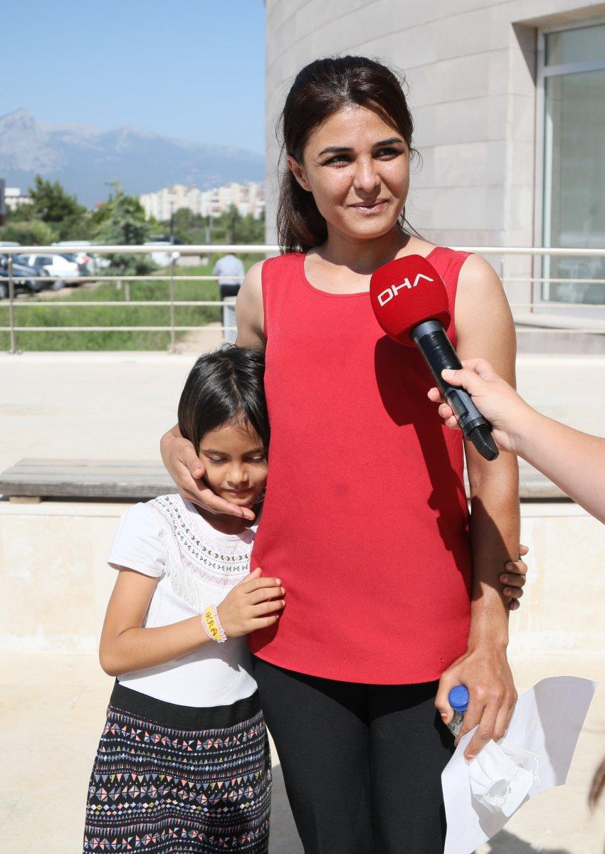 Melek İpek üniversite sınavına girdi #3