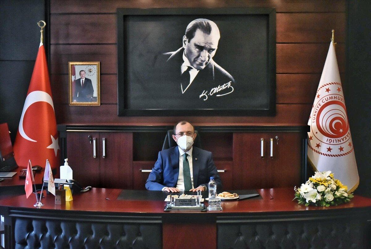 Mehmet Muş: Yılbaşından bu yana 6,1 ton uyuşturucu ele geçirildi #1