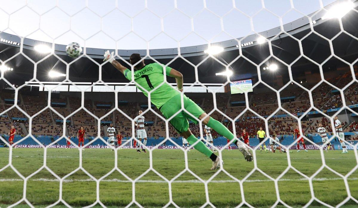 Belçika, Portekiz i tek golle mağlup etti #2