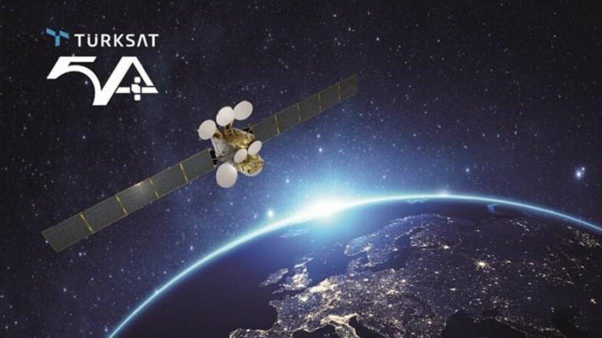 Türksat 5A, yarından itibaren hizmete başlayacak #1