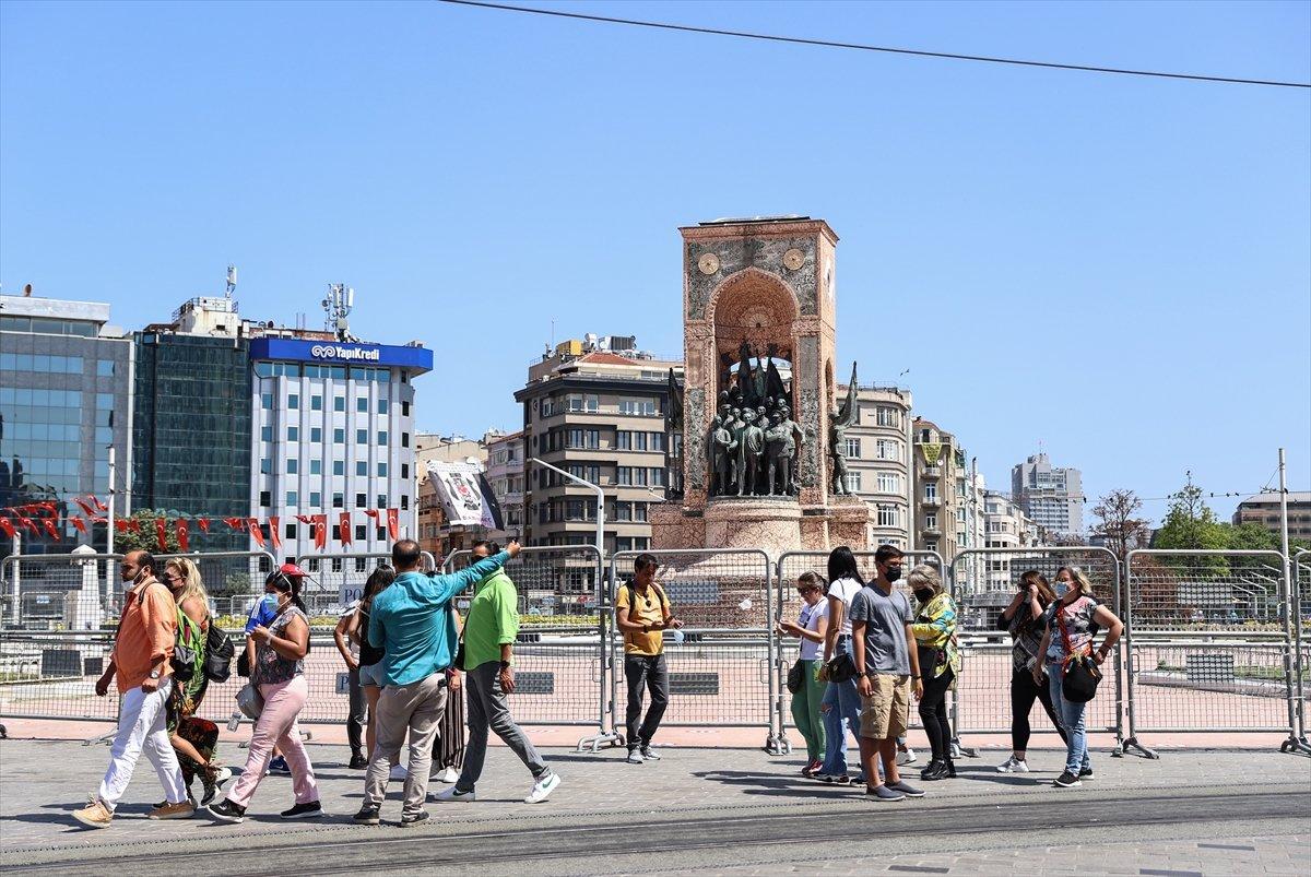 Türkiye de kısıtlamalı son pazar günü #8