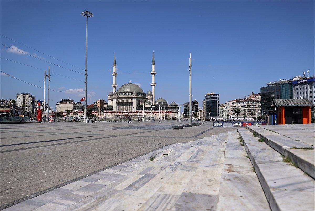 Türkiye de kısıtlamalı son pazar günü #4