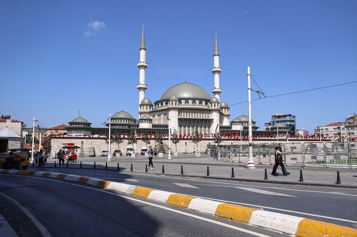 Türkiye de kısıtlamalı son pazar günü #6