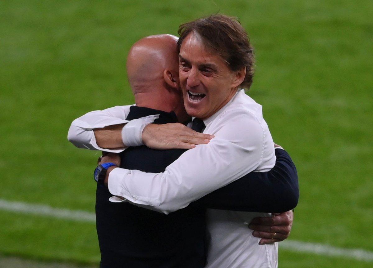 Euro 2020 de Avusturya yı eleyen İtalya çeyrek finalde #1