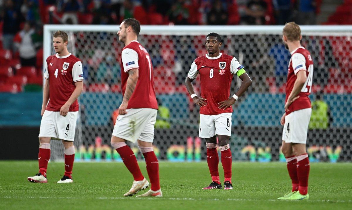 Euro 2020 de Avusturya yı eleyen İtalya çeyrek finalde #2
