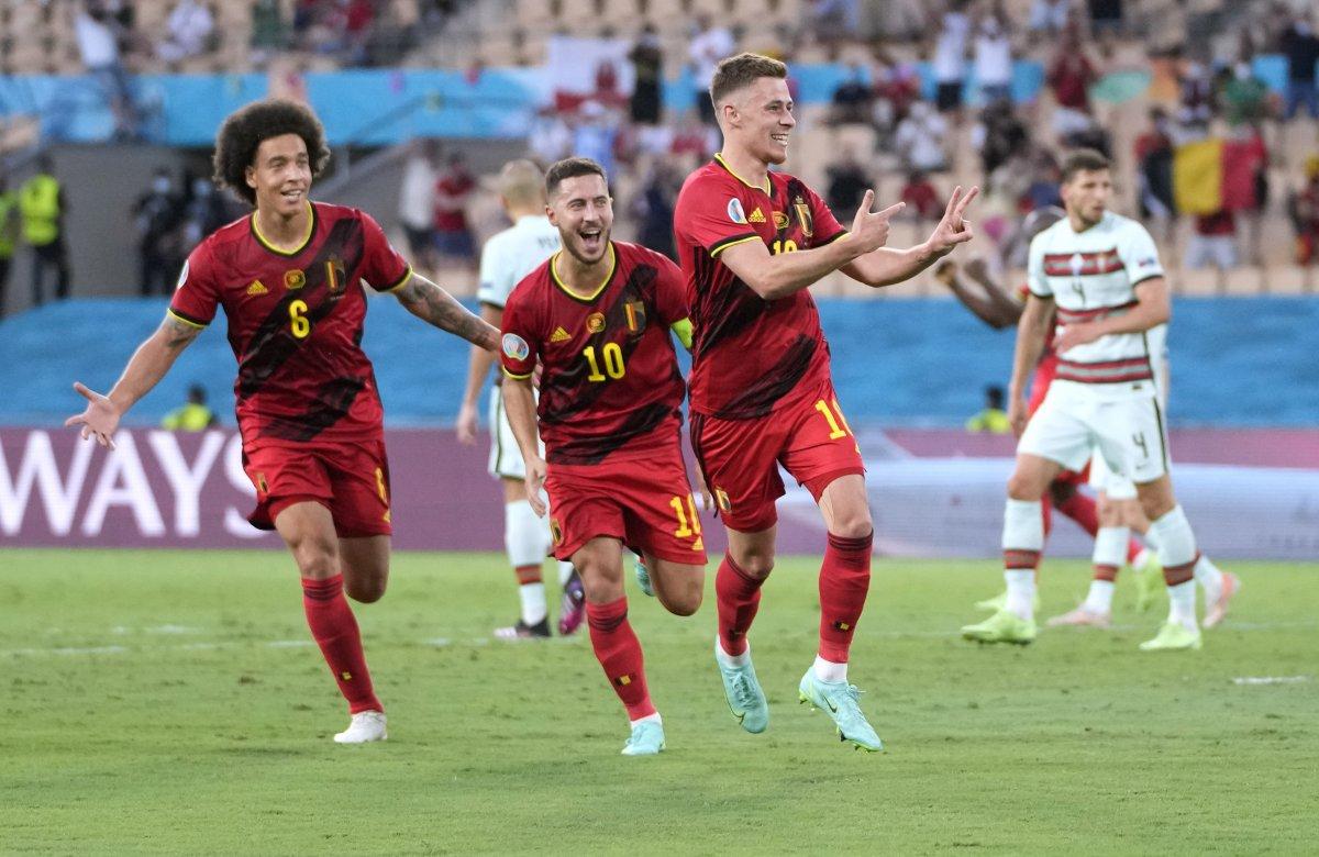 Belçika, Portekiz i tek golle mağlup etti #1