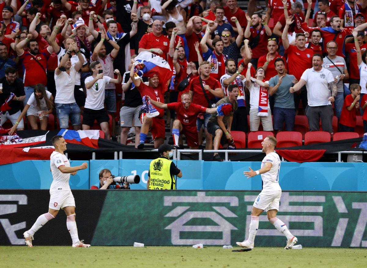 Hollanda yı eleyen Çekya çeyrek finalde #2