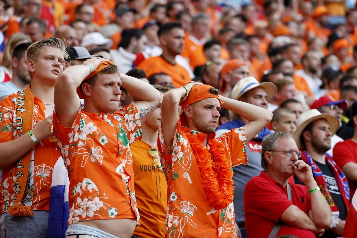 Hollanda yı eleyen Çekya çeyrek finalde #3