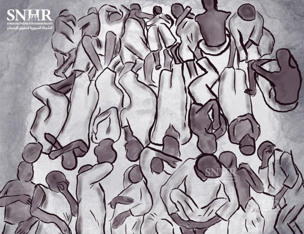 Esad rejimi, iç savaşta en az 14 bin kişiyi işkenceyle öldürdü #12
