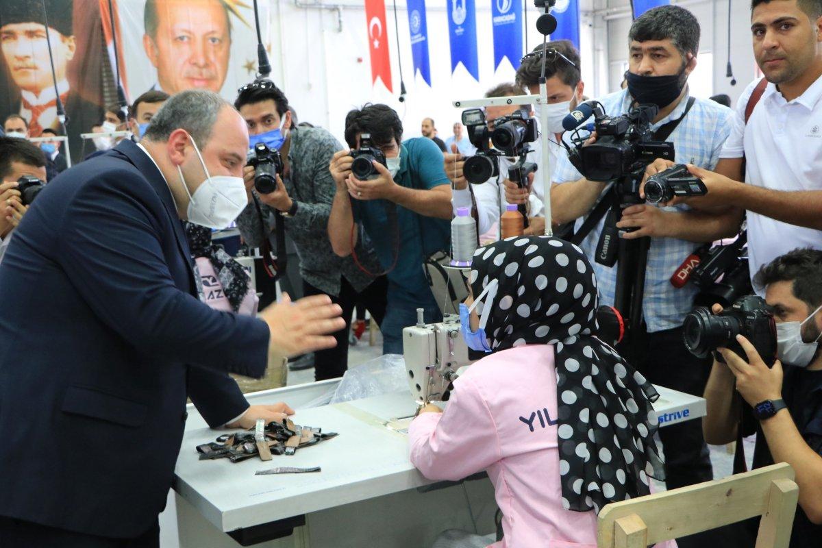 Mustafa Varank, 5 projenin temel atma töreni için Şanlıurfa ya geldi #1