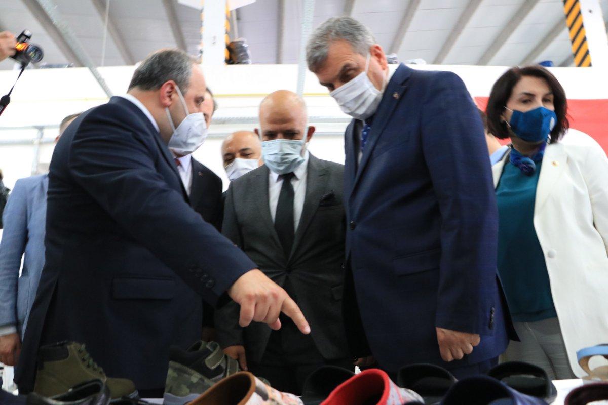 Mustafa Varank, 5 projenin temel atma töreni için Şanlıurfa ya geldi #2