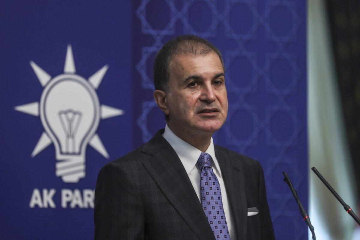 Ak Parti Sözcüsü Ömer Çelik ten MYK sonrası açıklamalar  #1