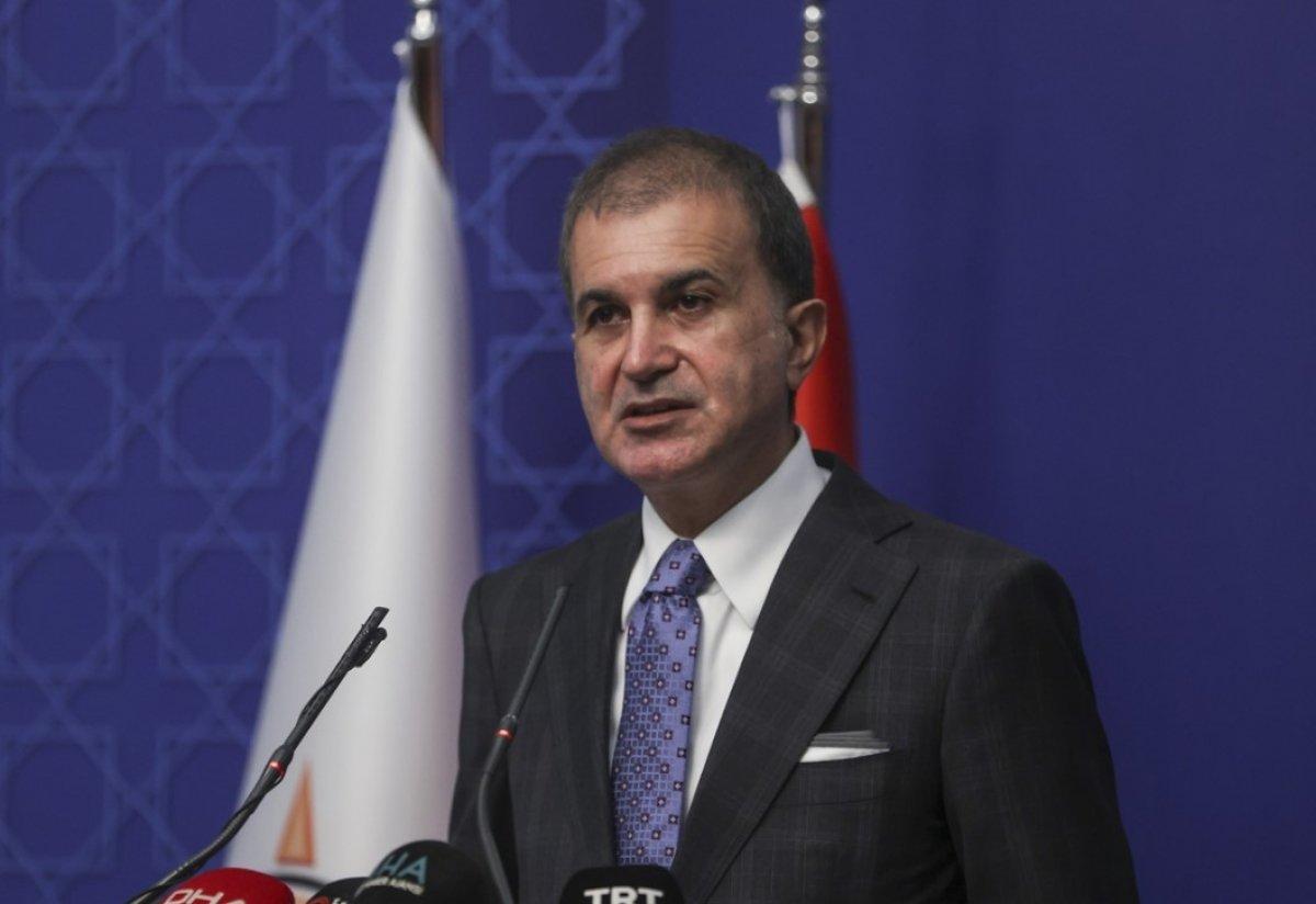 Ak Parti Sözcüsü Ömer Çelik ten MYK sonrası açıklamalar  #2