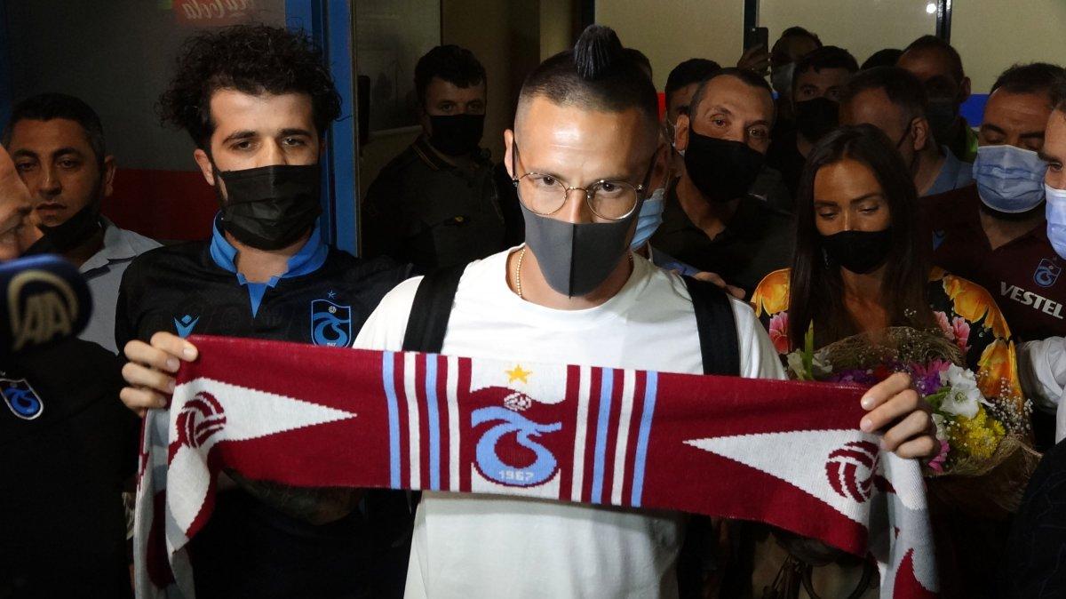 Marek Hamsik, Trabzon da #5