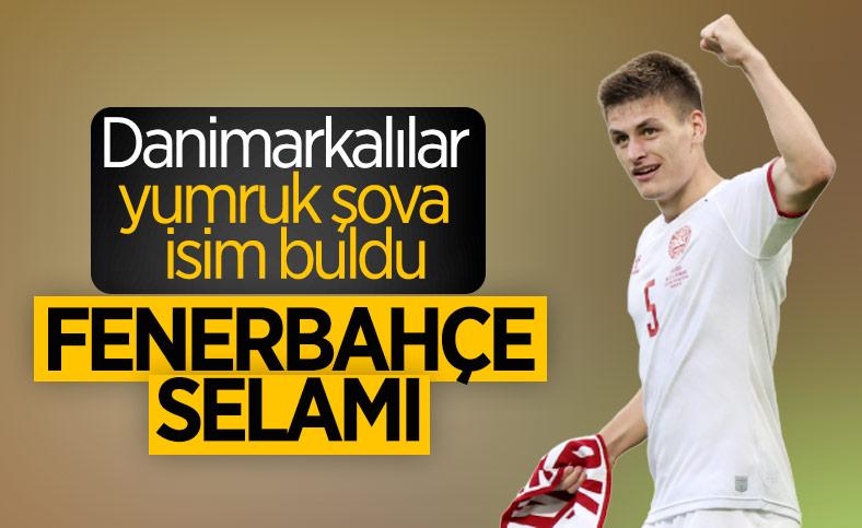 Danimarka'da gündem: Fenerbahçe selamı