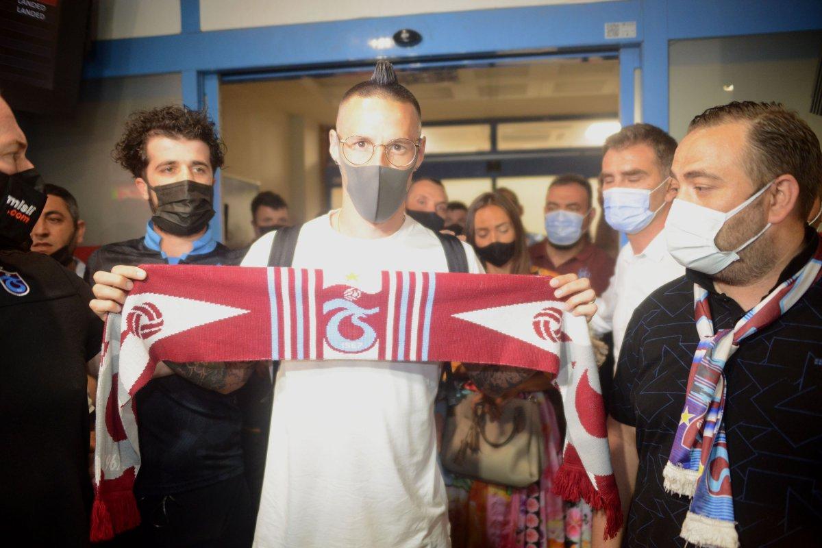 Marek Hamsik, Trabzon da #4