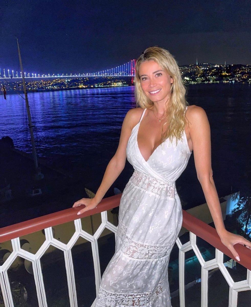 Diletta Leotta nın Türkçe paylaşımı beğenildi #3
