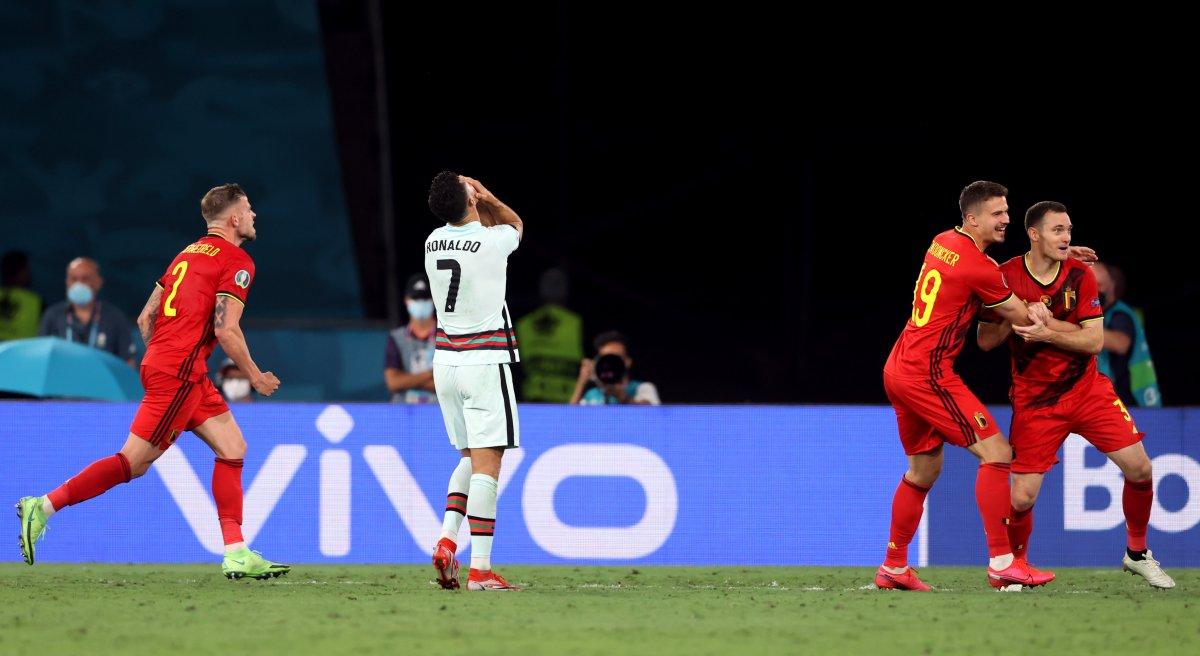 Cristiano Ronaldo son düdükle birlikte yıkıldı #6