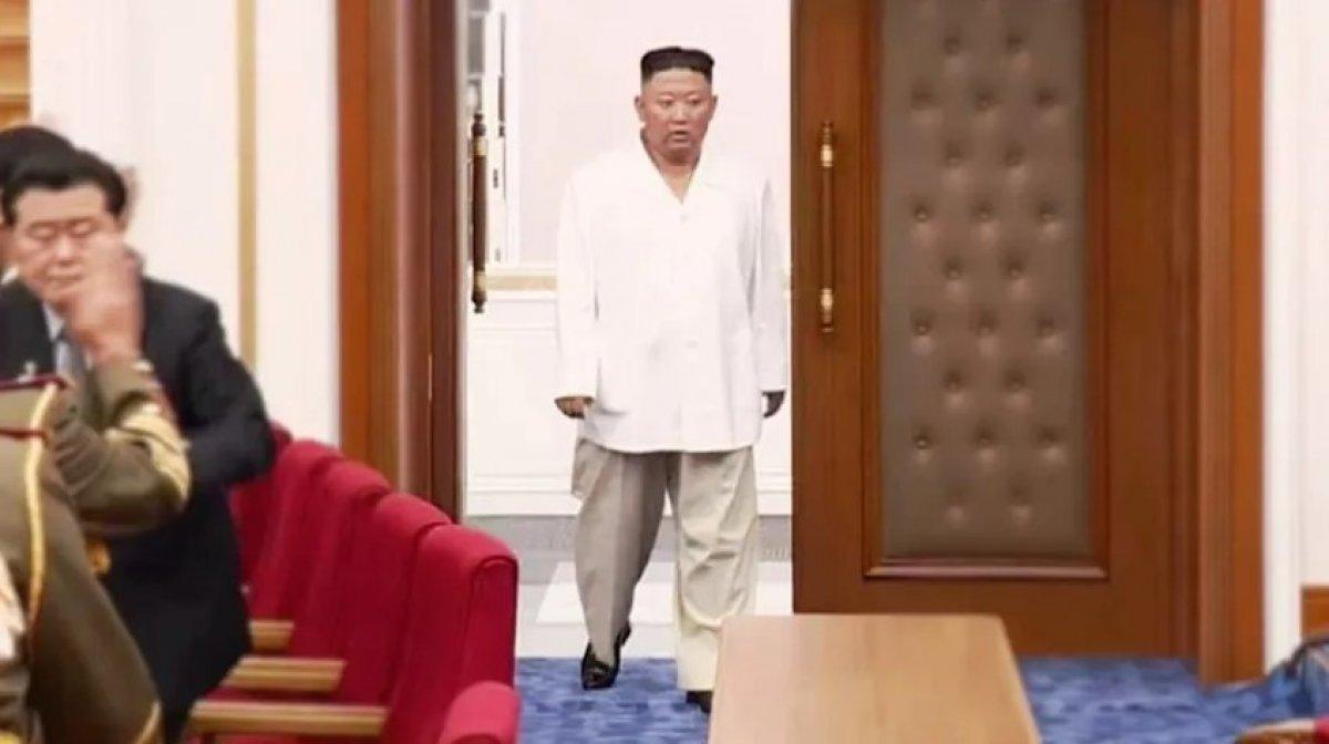 Kim Jong-un un kilo kaybı halkta endişelere neden oldu #1