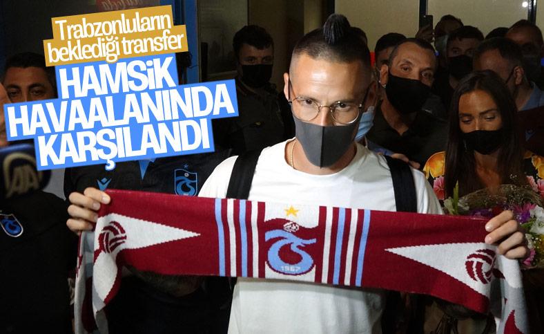 Marek Hamsik, Trabzon'da