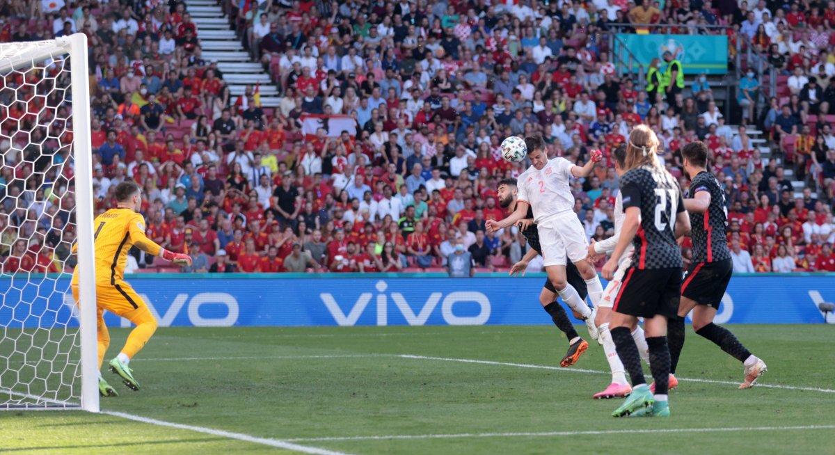 İspanya, Hırvatistan ı 5 golle mağlup etti #2