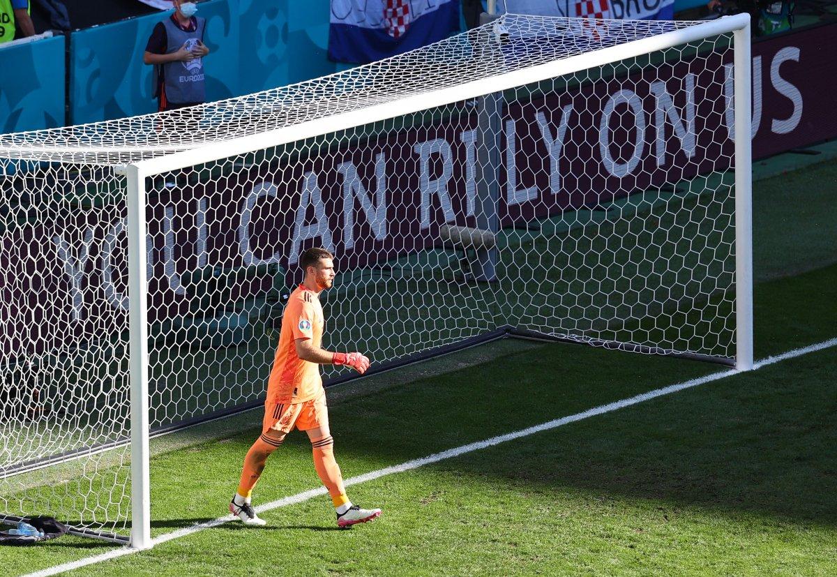 İspanya, Hırvatistan ı 5 golle mağlup etti #1
