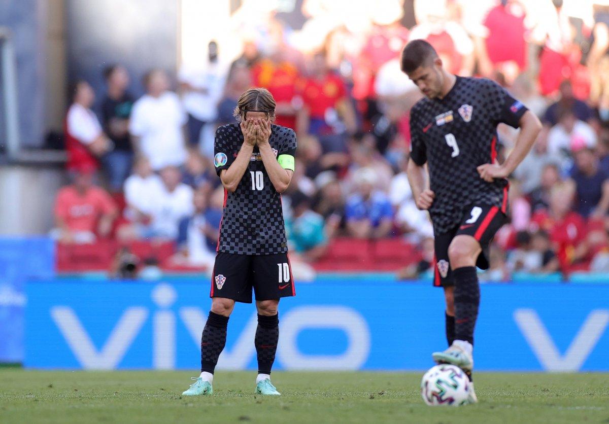 İspanya, Hırvatistan ı 5 golle mağlup etti #5