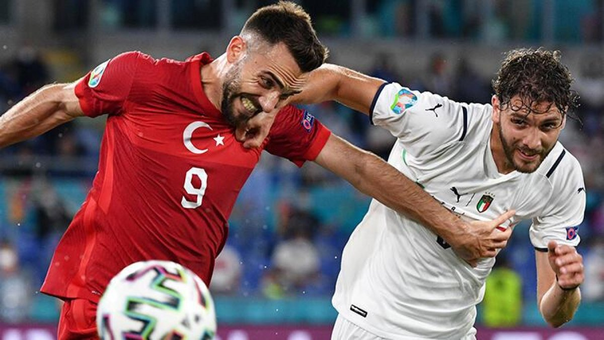 Beşiktaş, Kenan Karaman transferini bitirdi #2