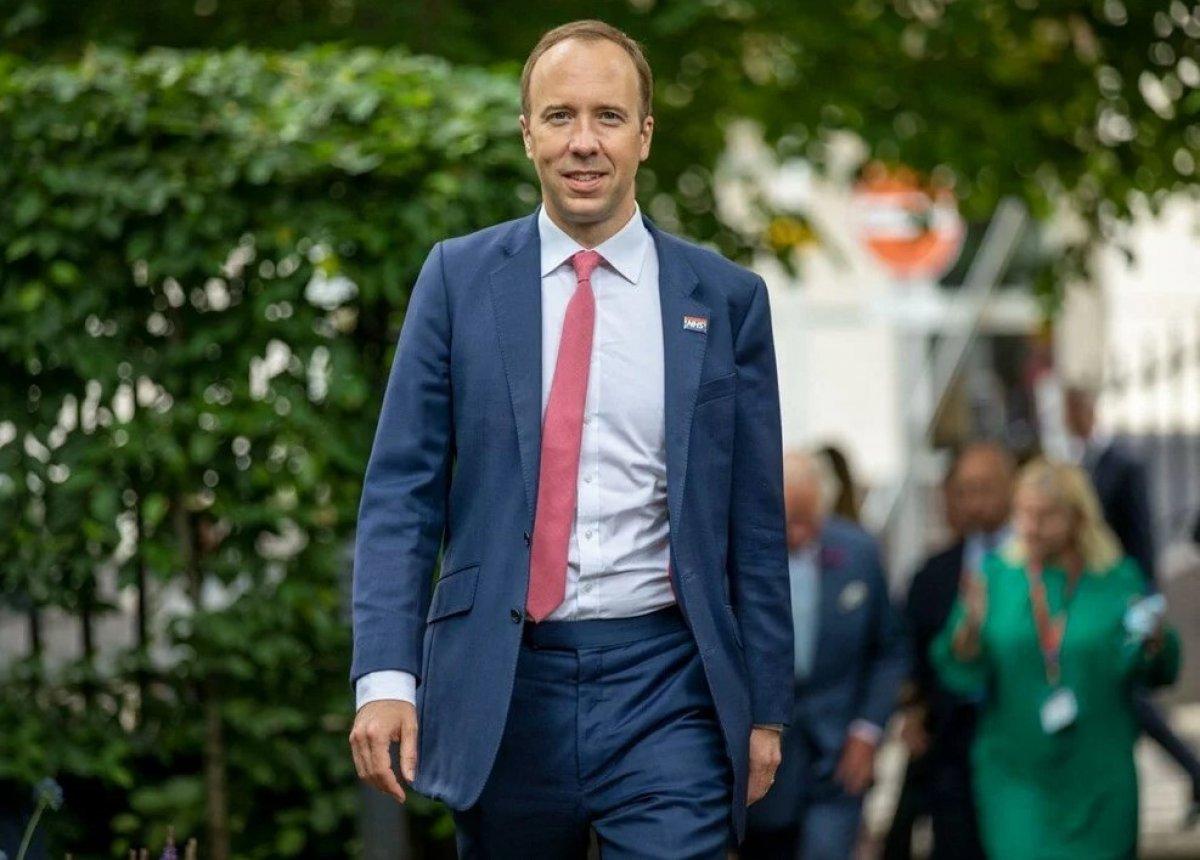 İngiltere Sağlık Bakanı Matt Hancock, eşini terk etti #2