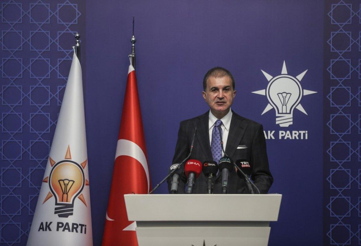 Ak Parti Sözcüsü Ömer Çelik ten MYK sonrası açıklamalar  #3