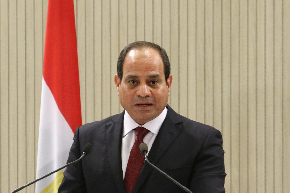 Naftali Bennett ile Sisi görüştü #1