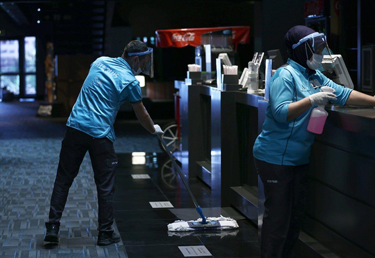 Sinema salonları sinemaseverlerle buluşmaya hazırlanıyor #2