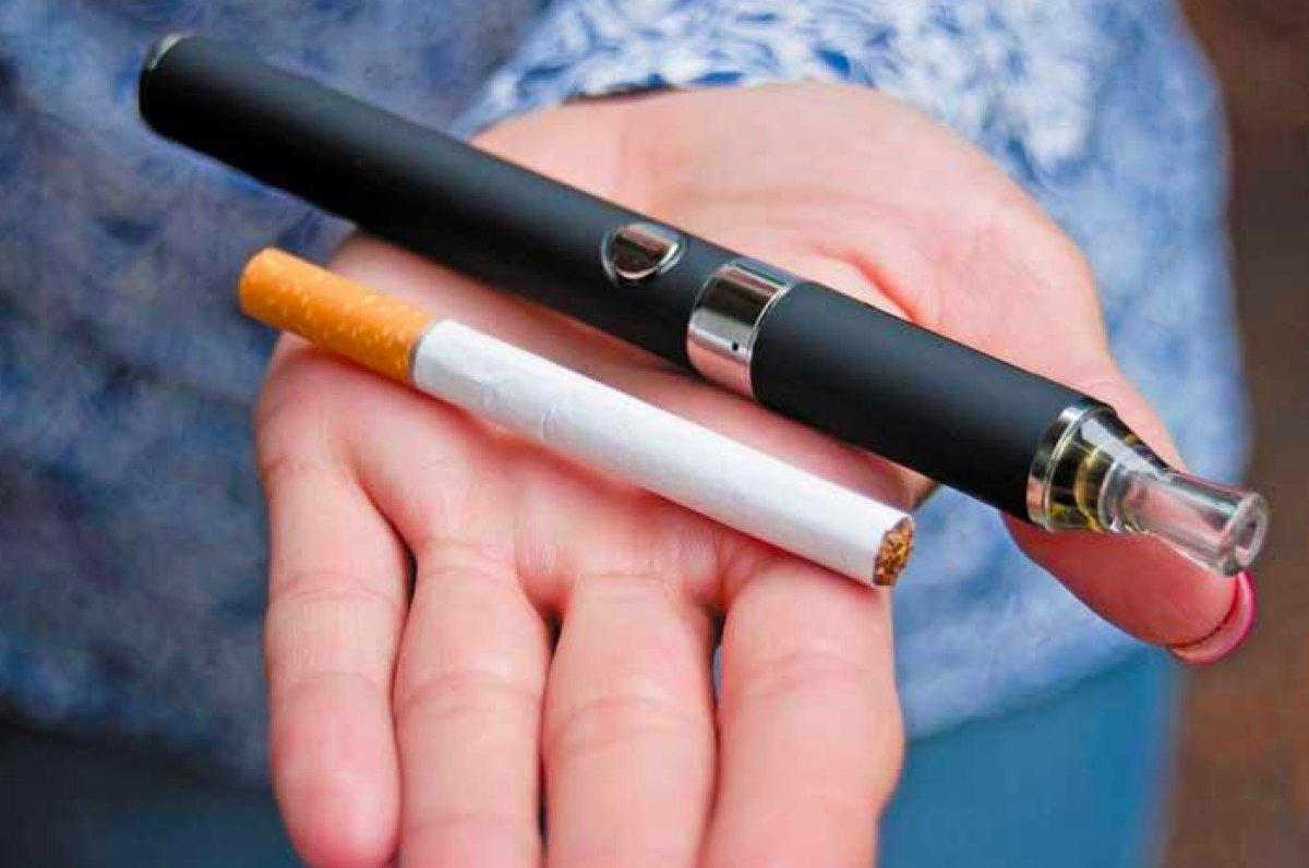 ABD de elektronik sigara üreticisine 40 milyon dolar tazminat #1
