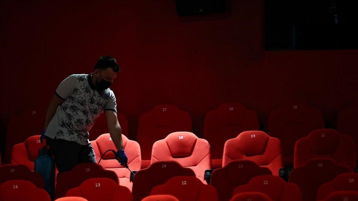 Sinema salonları sinemaseverlerle buluşmaya hazırlanıyor #1