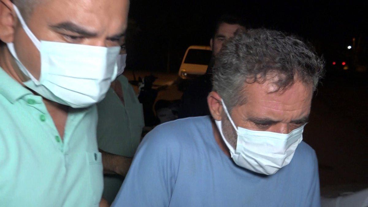 Antalya da arkadaşını kalbine makas saplayıp öldürdü #6